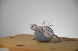 Mäuse aus Liberty-Stoffen