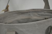 Handbag IKI - grau