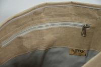 Handbag IKI - avana/natur