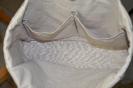 Shopper aus Oilcloth (taupe)